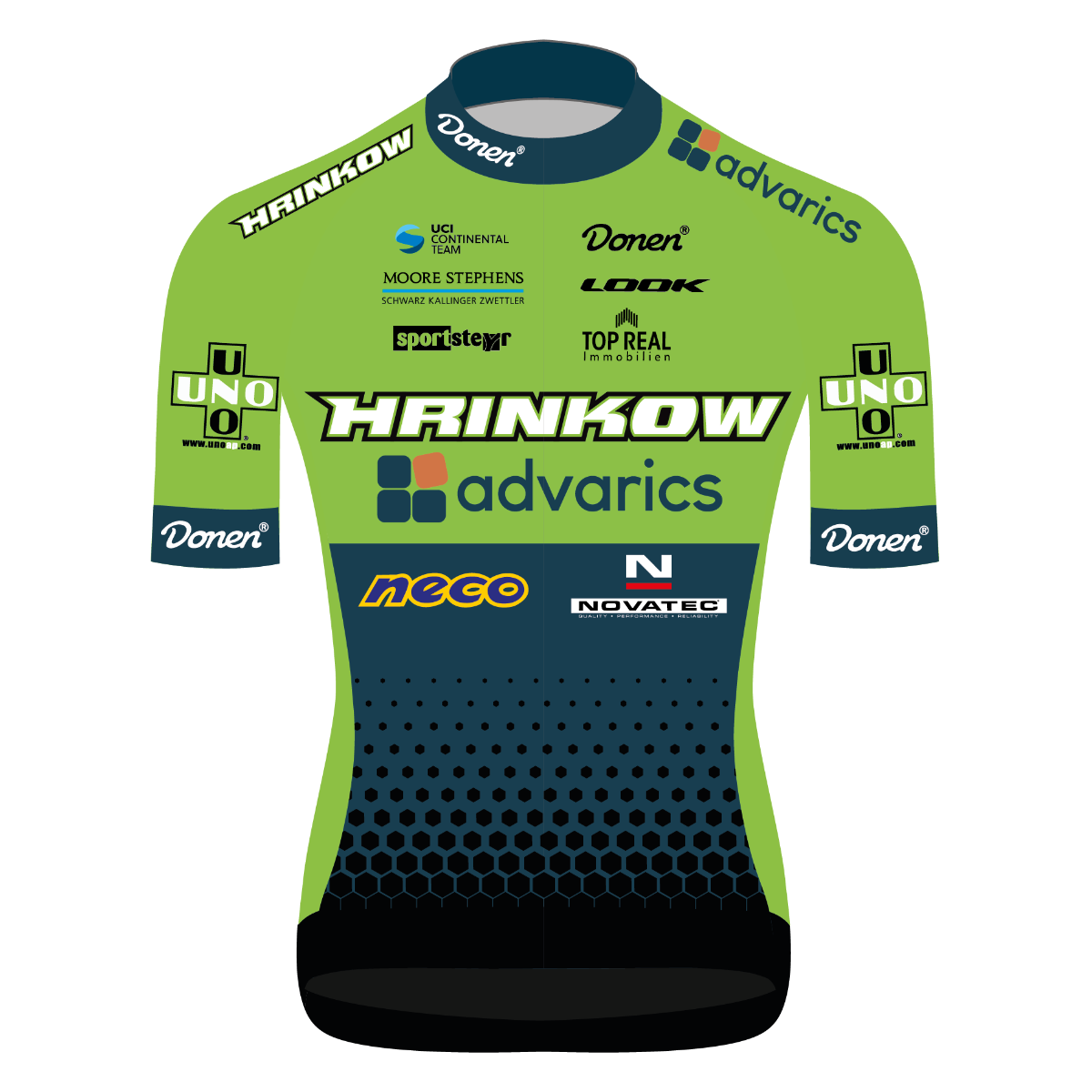 Team HRINKOW Advarics Cycleang (Continental)